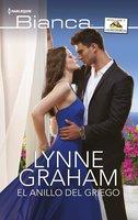El anillo del griego - Lynne Graham