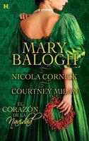 Por un puñado de oro - Temporada de pretendientes - Un regalo envenenado - Nicola Cornick, Mary Balogh, Courtney Milan