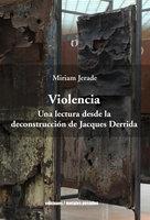 Violencia - Miriam Jerade