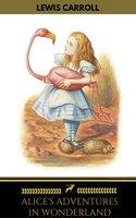 Alice's Adventures in Wonderland (Golden Deer Classics) - Lewis Carroll, Golden Deer Classics