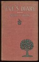 Eve's Diary, Complete - Mark Twain