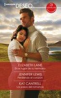 En el lugar de su hermano - Perdiendo el corazón - Los pasos del romance - Jennifer Lewis, Kat Cantrell, Elizabeth Lane