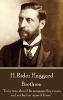 Brethren - H. Rider Haggard