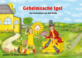 Geheimsache Igel - Olaf Krätke