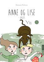 Anne og Lise jages - Marianne Pedersen