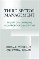Third Sector Management - William B. Werther, Evan Berman
