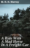 A Ride With A Mad Horse In A Freight-Car - W. H. H. Murray