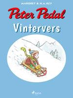 Peter Pedal - Vintervers - H.A. Rey