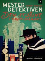 Mesterdetektiven 7: Den stjålne tempeldiamant - Robert Sterling