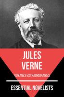 Essential Novelists - Jules Verne - Jules Verne, August Nemo