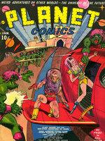 Planet Comics #1 - Ken Jackson