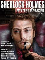 Sherlock Holmes Mystery Magazine #23 - Laird Long
