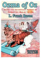 The Illustrated Ozma of Oz - L. Frank Baum