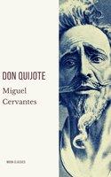 Don Quijote - Miguel De Cervantes, Moon Classics