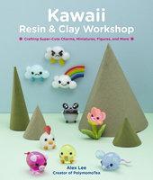 Kawaii Resin and Clay Workshop - Alex Lee