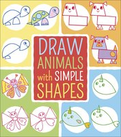 Draw Animals with Simple Shapes - Jo Moon
