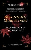 Beginning Mindfulness: Learning the Way of Awareness - Andrew Weiss