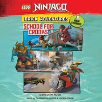 LEGO Ninjago: Brick Adventures #2: School for Crooks - Meredith Rusu
