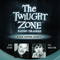 Black Leather Jackets - Earl Hamner