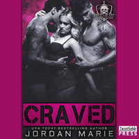 Craved - A Devil's Blaze MC Novella - Jordan Marie