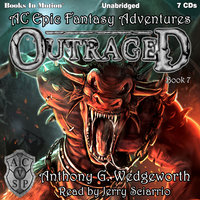 Outraged - Anthony G. Wedgeworth