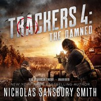 Trackers 4: The Damned - Nicholas Sansbury Smith
