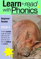 Learn to Read with Phonics - Book 6 - Sally Jones