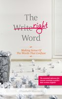 The Right Word - Elizabeth Morrison