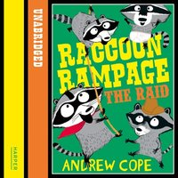 Raccoon Rampage - The Raid - Awesome Animals - Andrew Cope
