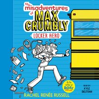 The Misadventures of Max Crumbly 1 - Rachel Renée Russell