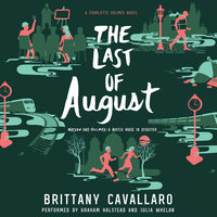 The Last of August - Brittany Cavallaro