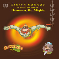 Hanuman the Mighty - Shobha Viswanath