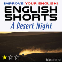 A Desert Night - Andrew Coombs,Sarah Schofield