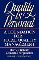 Quality Is Personal - Harry Roberts