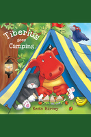 Tiberius Goes Camping - Keith Harvey