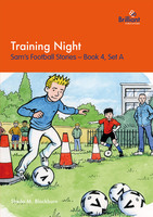 Training Night - Sheila Blackburn