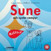 Sune och syster vampyr - Anders Jacobsson,Sören Olsson