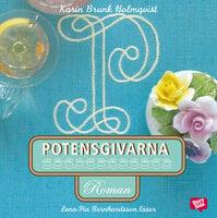 Potensgivarna - Karin Brunk Holmqvist