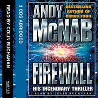 Firewall (Nick Stone Book 3) - Andy McNab