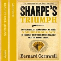 Sharpe's Triumph: The Battle of Assaye, September 1803 - Bernard Cornwell