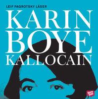 Kallocain - Karin Boye