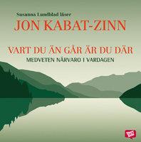 Vart du än går är du där - Jon Kabat-Zinn
