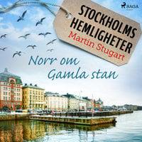 Stockholms hemligheter - Norr om Gamla stan - Martin Stugart