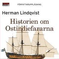 Historien om Ostindiefararna - Herman Lindqvist