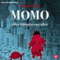 Momo eller kampen om tiden - Michael Ende