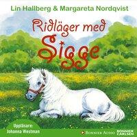 Ridläger med Sigge - Lin Hallberg