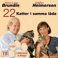 22 katter i samma låda - Anna-Lena Brundin