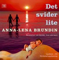 Det svider lite - Anna-Lena Brundin