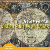 Jorden runt på 80 dagar - Jules Verne, Robert Ingpen
