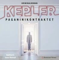 Paganinikontraktet - Lars Kepler